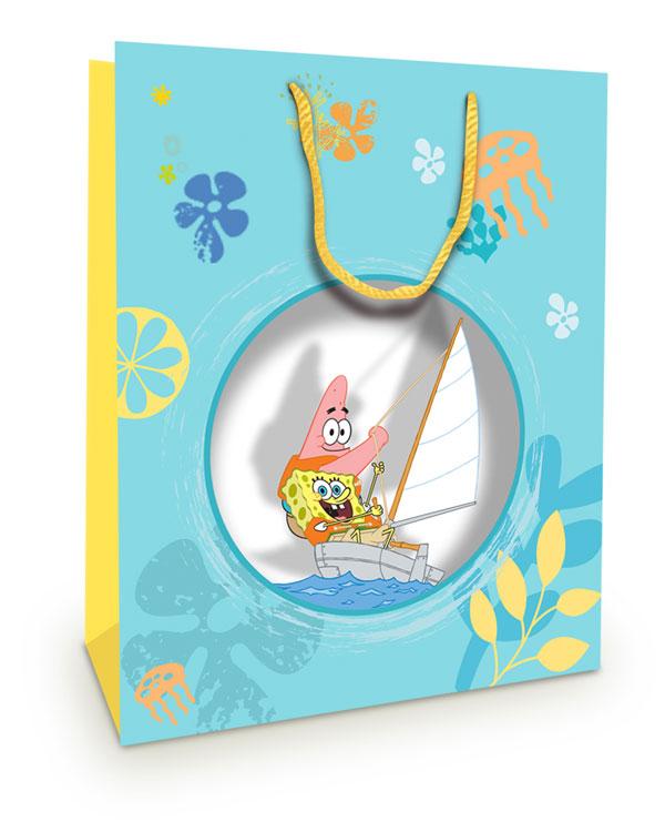 SpongeBob Geschenktasche
