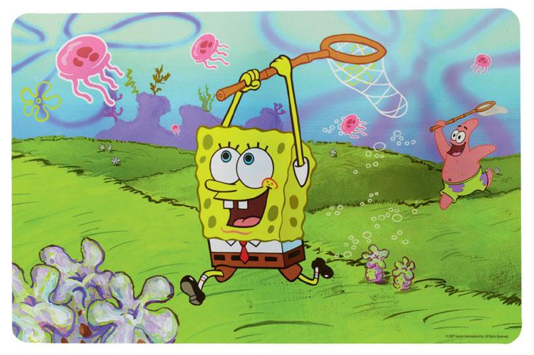 SpongeBob Platzdeckchen Motiv 1