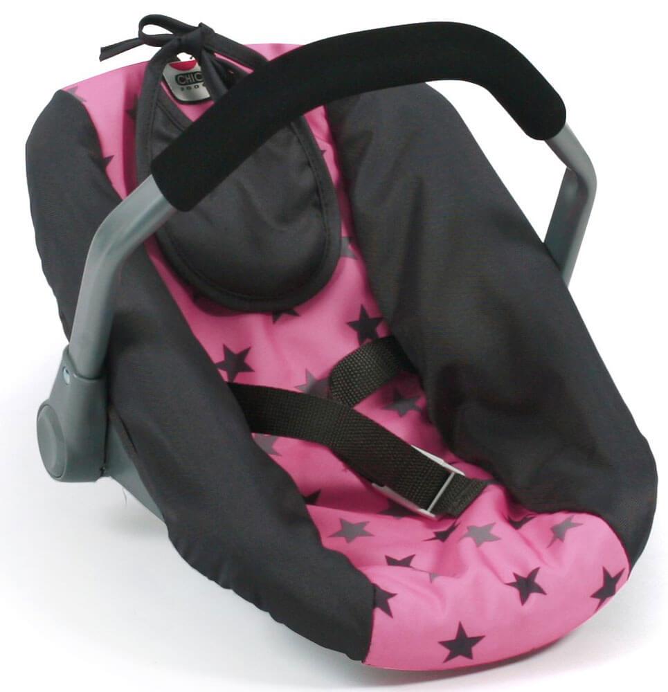 Babypuppen & Zubehör CHIC 2000 Puppen-Autositz Pinky Balls Puppen & Zubehör
