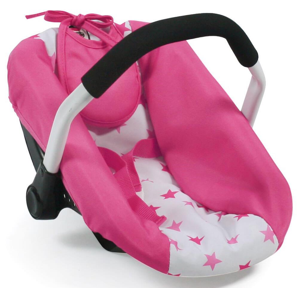 Puppen & Zubehör Kleidung & Accessoires CHIC 2000 Puppen-Autositz Pinky Balls