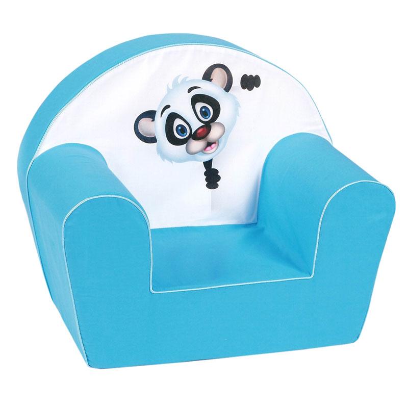 sessel panda f r kinder. Black Bedroom Furniture Sets. Home Design Ideas
