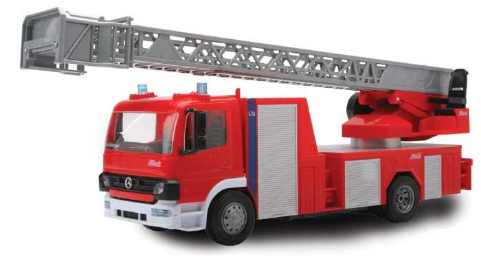 R/C Modell der Mercedes-Benz Feuerwehr