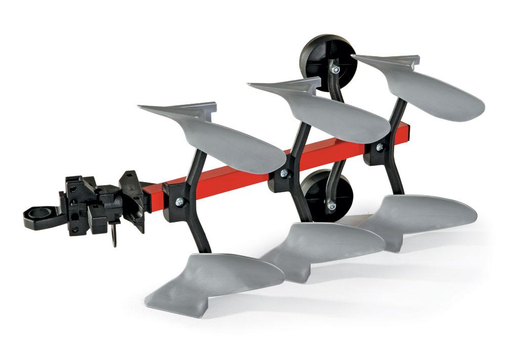 rollyPflug Zubehör für Trettraktoren