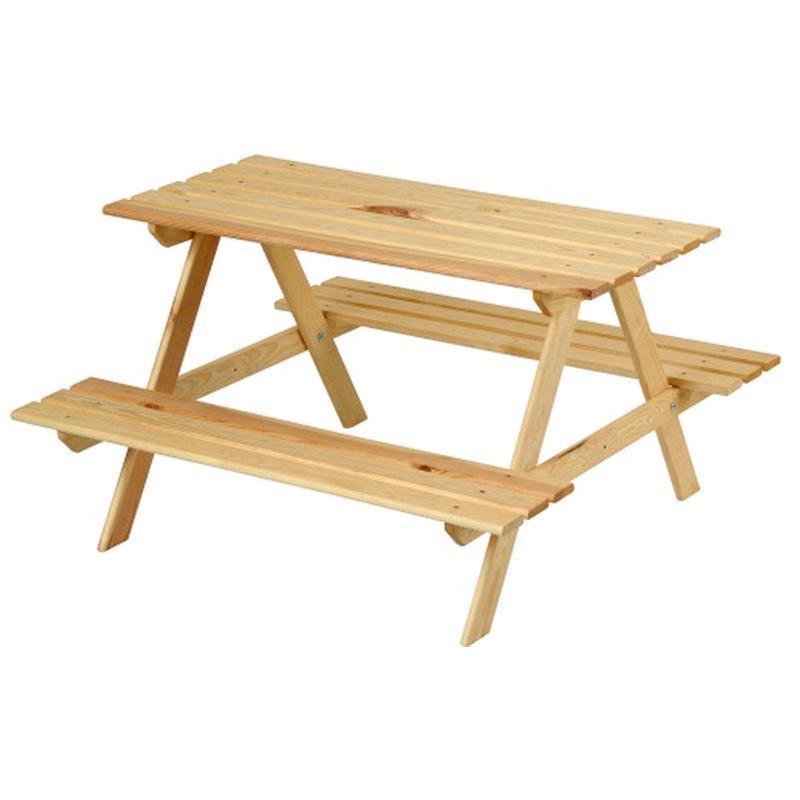 Beluga Kindersitzgruppe Holz Natur