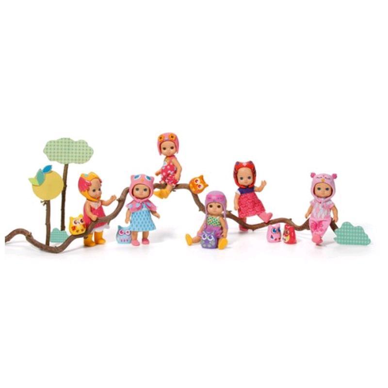 Zapf Creation Mini Chou Chou Birdies, Assortment 2