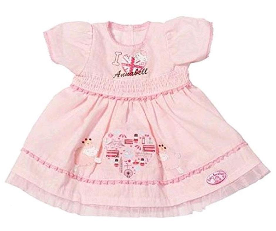 Zapf Creation Baby Annabell Puppe Kleidchen