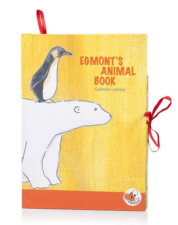 Egmonts Tierbuch-Karussell