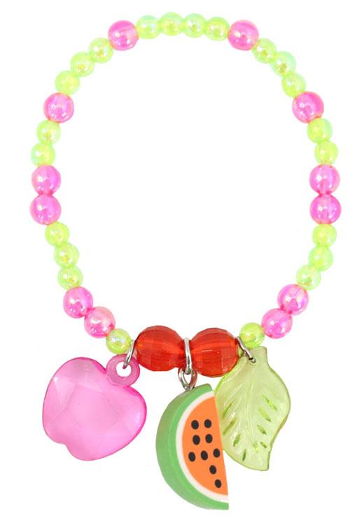 Armband Wassermelone