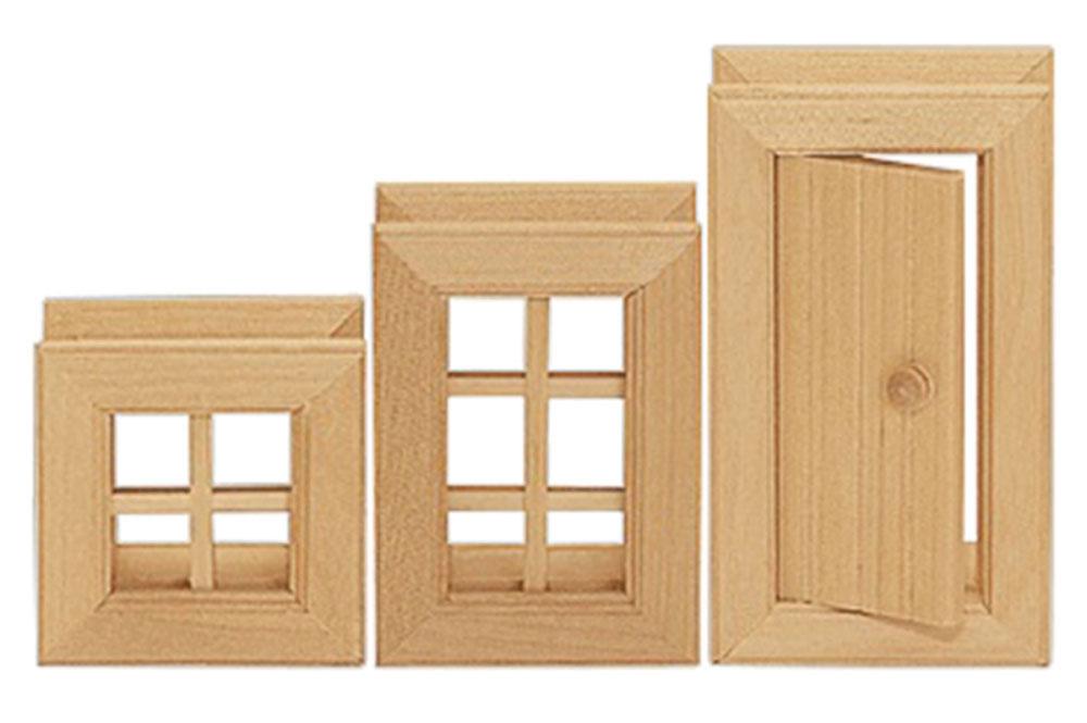 Varis - Fenster und Tür  III