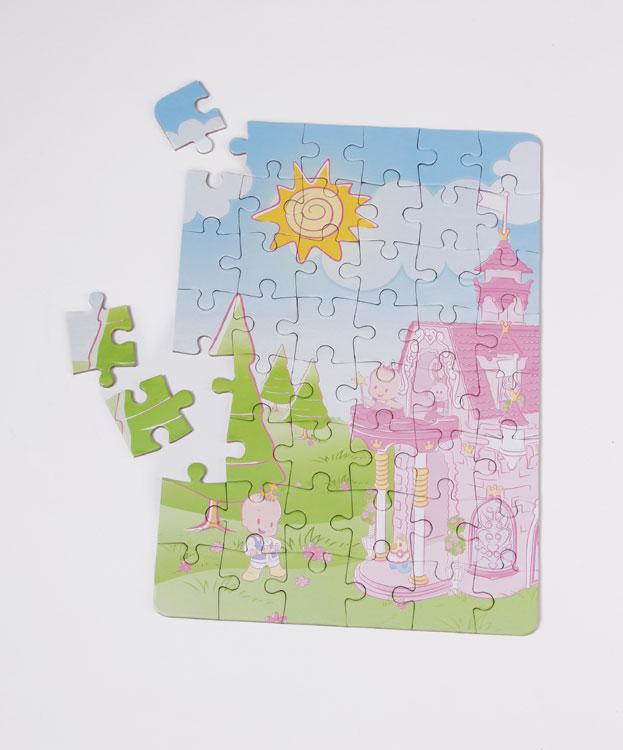 BABY born Puzzle