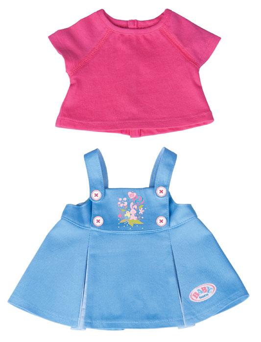 Видео как сшить одежду для беби бона своими руками уроки