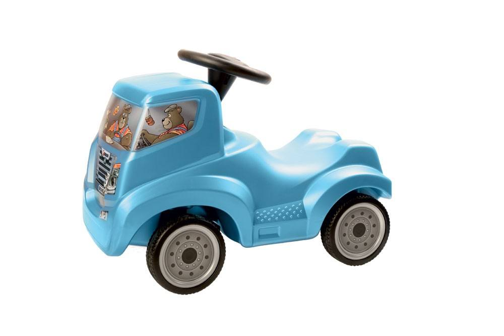 Rutscher Truck Bruno eisblau-metallic