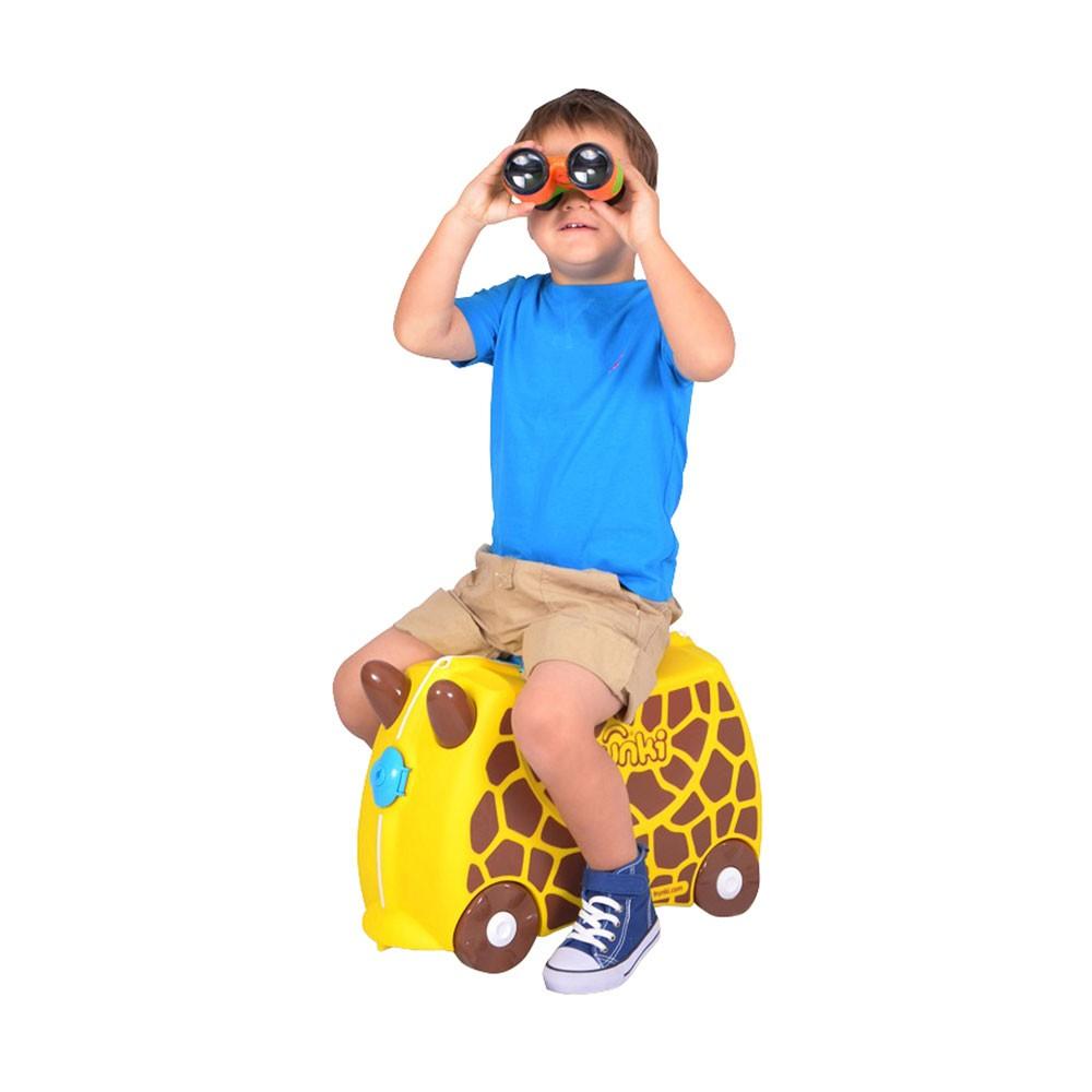 Reisekoffer Trunki Giraffe Gerry