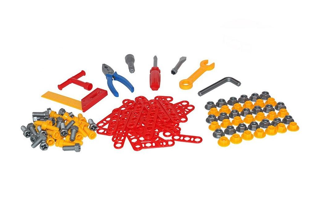 Werkzeugset für Kinder, Set Nr.5, farblich sortierte ...