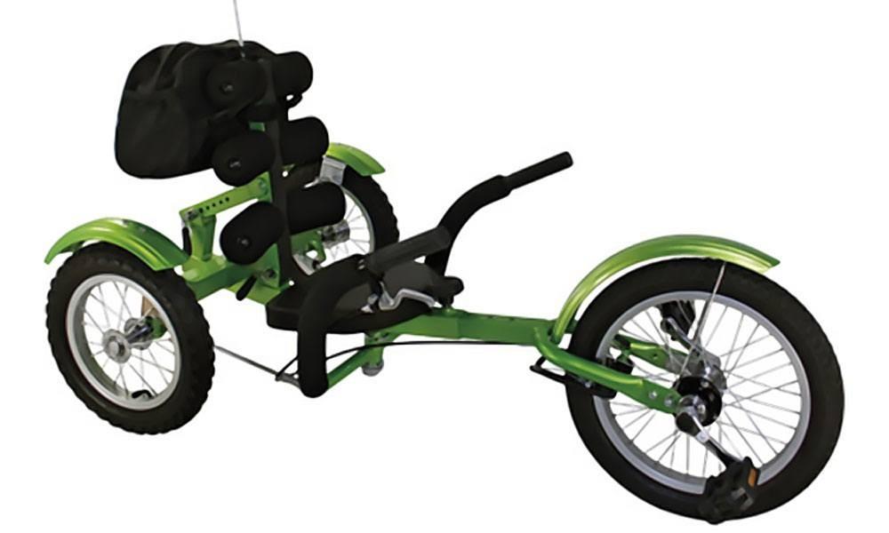 Tretfahrzeuge - Cart Rider, grün - Onlineshop