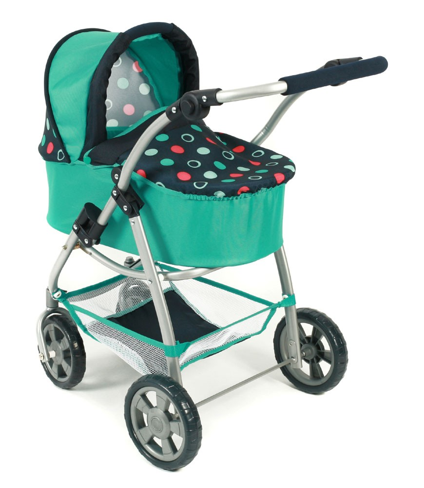 Kombipuppenwagen, 3 in 1 Emotion ALL IN Dessin Menta