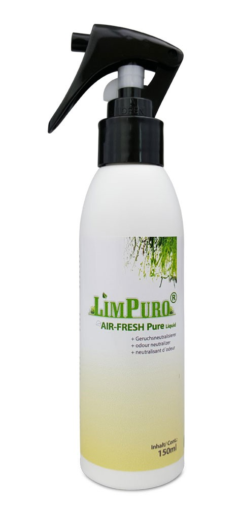 Grundpreis: 0,07 EUR / ml Geruchskiller Spray Limpuro air fresh Pure Liquid