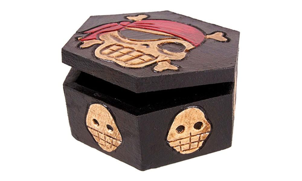 Totenkopf-Box