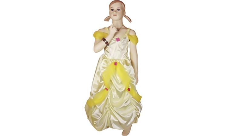 Faschingskleid Prinzessin Butterfly Grösse 140