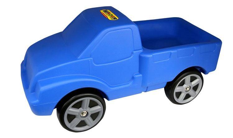 Pick up Truck, blau