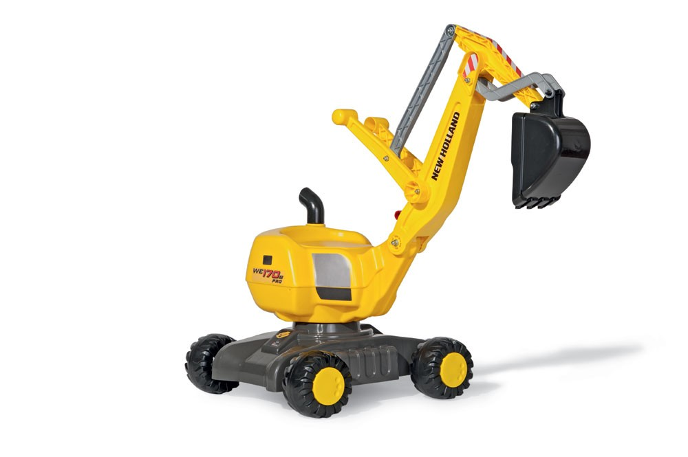 Kinderbagger rollyDigger NH Construction