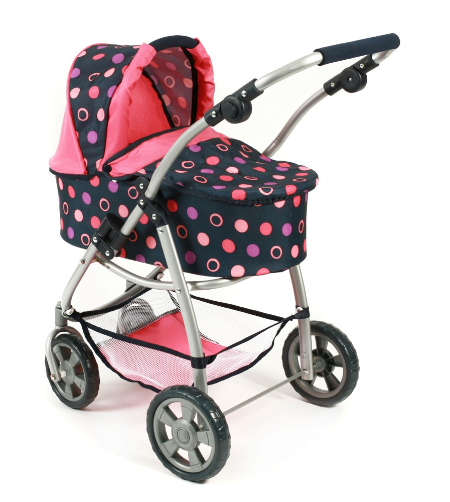 Kombipuppenwagen, 3 in 1 Emotion ALL IN Dessin Corallo