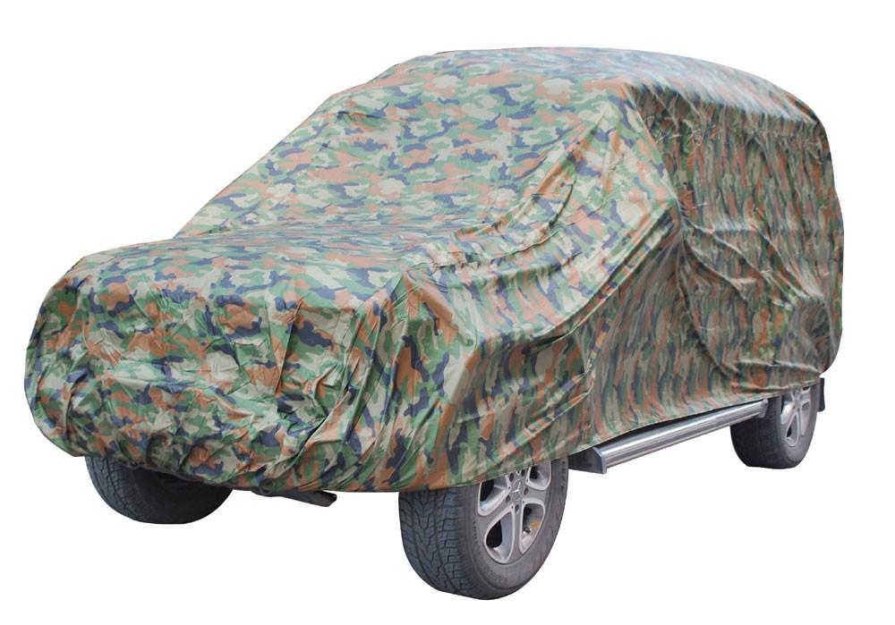 Auto-Ganzgarage Nylon Camouflage, SUV und Van