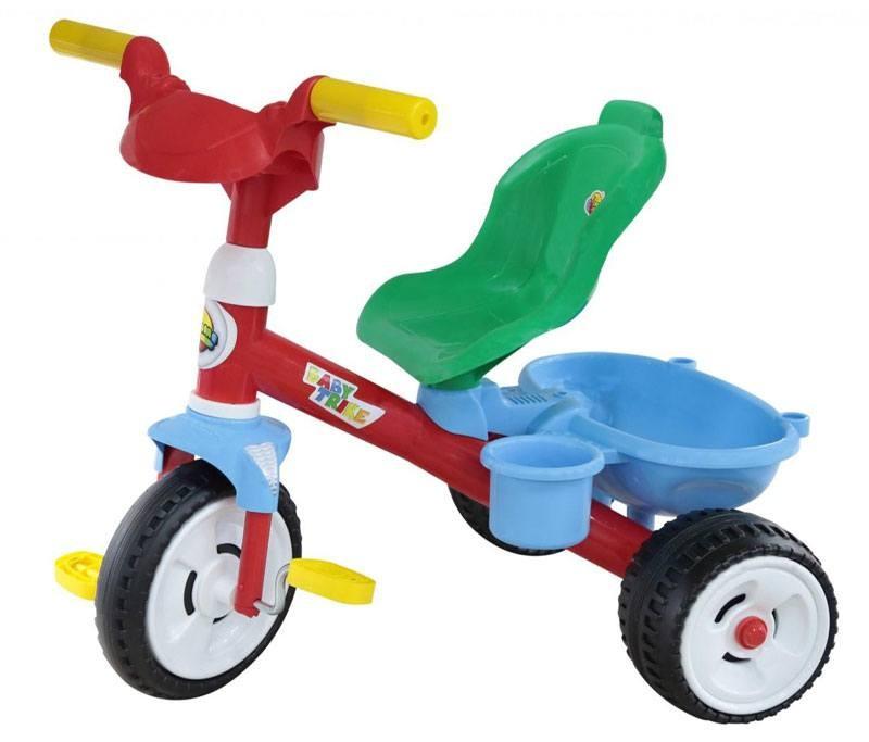 Dreirad Baby Trike, ohne Zubehör