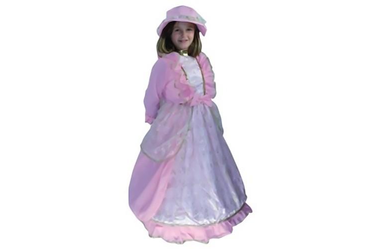 Prinzessinnenkleid Sissi Grösse 140