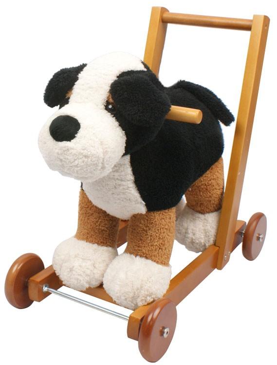 Sitz- und Rollhund Bernese