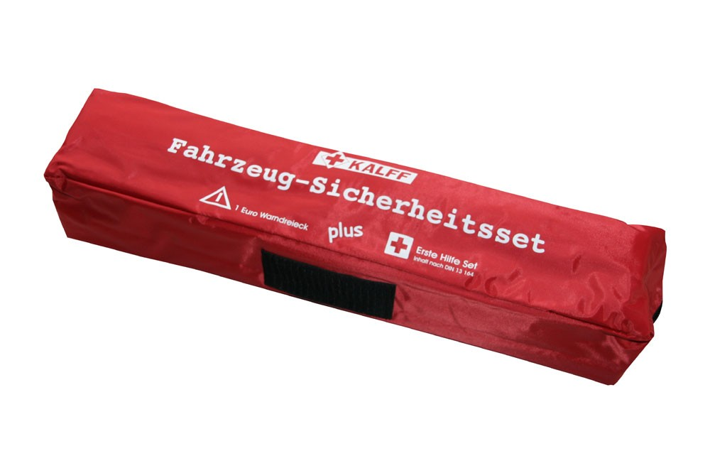 KF Z-Kombitasche, rot, DI N 13164