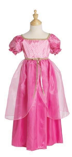 Kleid Juliette pink Grösse L (6-8 Jahre)